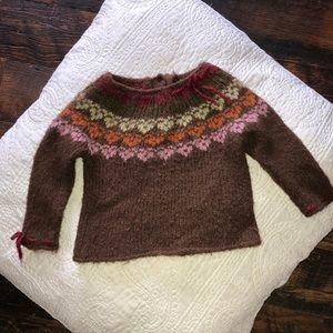 Beautiful Gymboree 12-18 month sweater
